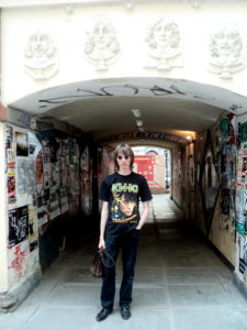 Улица Джона Леннона - Санкт-Петербург